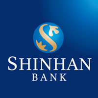 shinhan bank logo