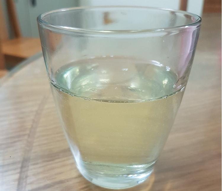 Thành phẩm nước đường bánh dẻo