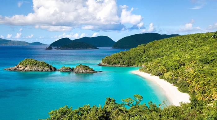 Biển Côn Đảo - đẹp đến nao lòng.