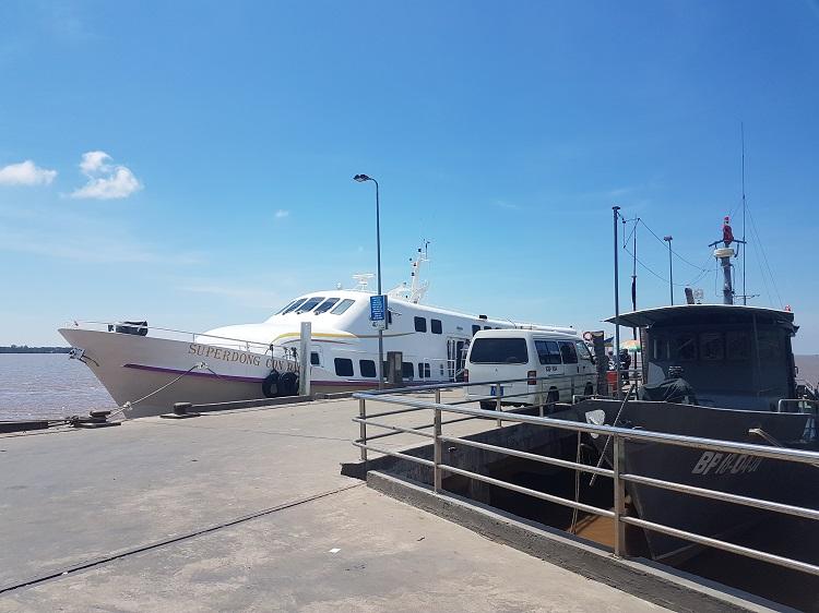 Tàu cao tốc Super Dong Côn Đảo bắt đầu chạy Sóc Trăng - Côn Đảo từ giữa năm 2017