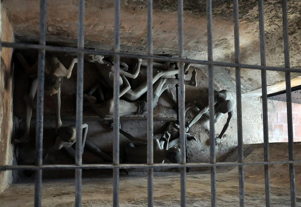 """""""Chuồng cọp"""" tại nhà tù Côn Đảo - đầy bi thương và ám ảnh"""
