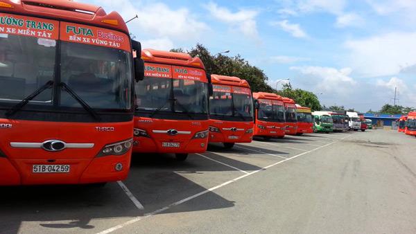 Xe bus Phương Trang