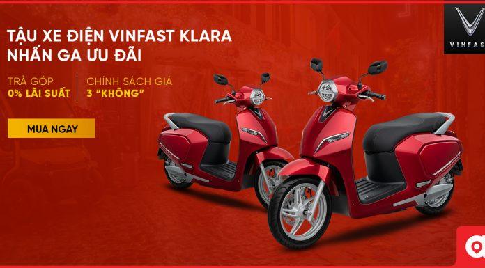 Xe máy điện VìnFast Klara