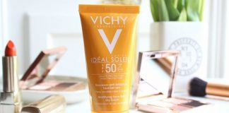 Kem chong nang Vichy Ideal Soleil