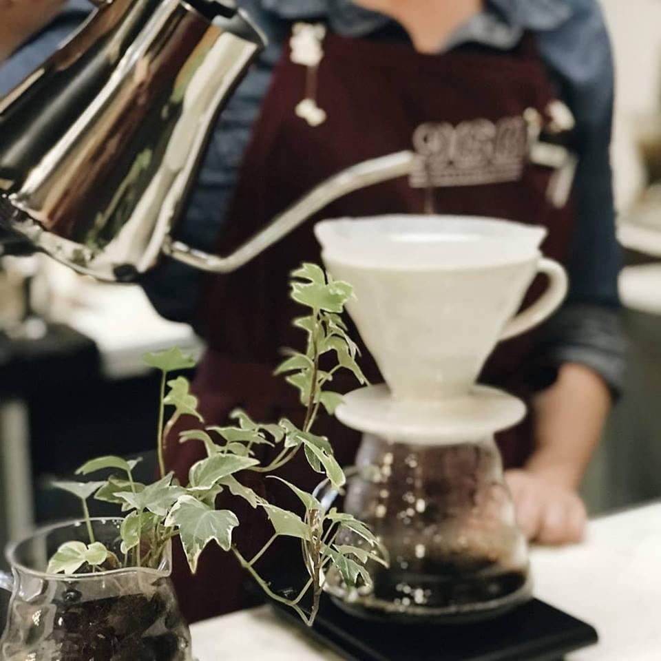 96B Experiment là quán dành cho người sành hoặc thích trải nghiệm cà phê (Nguồn: Facebook 96B Experiment)