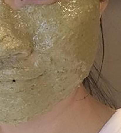 Cách đắp mặt nạ tươi (Nguồn: Mặt Nạ Tươi - Xinh Lắm Cơ Í)