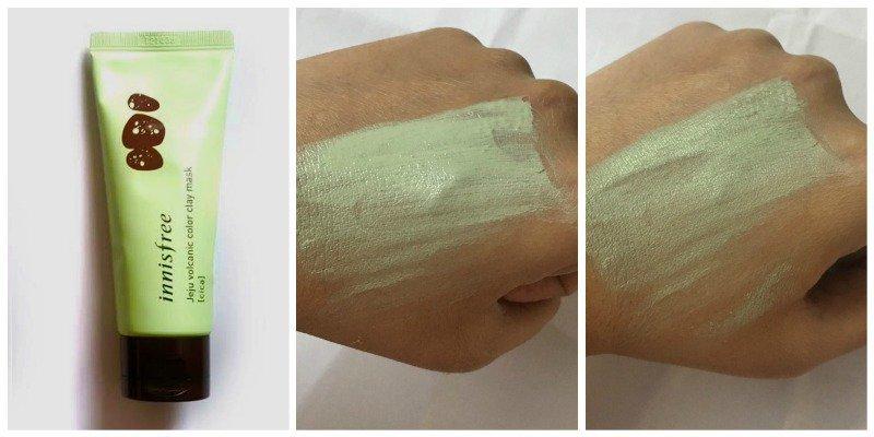 review mặt nạ đất sét Innisfree Jeju Volcanic Color Clay Mask, cách dùng mặt nạ đất sét Jeju Volcanic Clay Mask, mặt nạ đất dét Innisfree Jeju Volcanic Clay Mask có tốt không