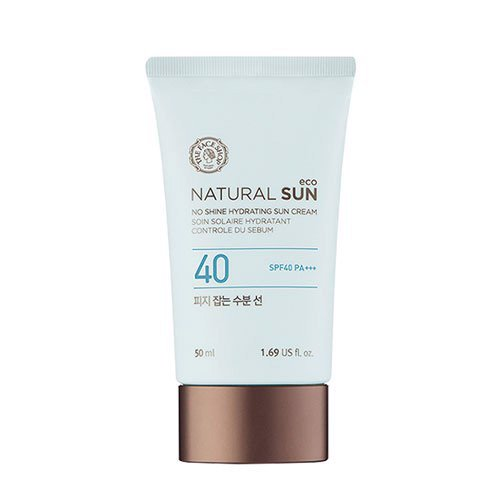 review kem chống nắng The Face Shop Natural Sun Eco, Kem chống nắng The Face Shop Natural Sun Eco Super Perfect Suncream, Kem chống nắng The Face Shop Natural Sun Eco No Shine Hydrating Sun Cream, kem chống nắng The Face Shop Natural Sun Eco Extreme Sun Cream SPF 50 PA ++++, Kem Chống Nắng Natural Sun Eco Ice Air Puff Sun SPF 50+ PA+++