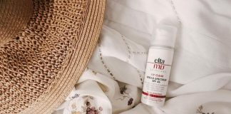 review kem chống nắng elta md spf46
