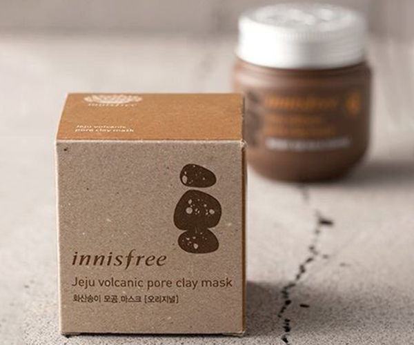 review mat na innisfree jeju volcanic pore clay mask design