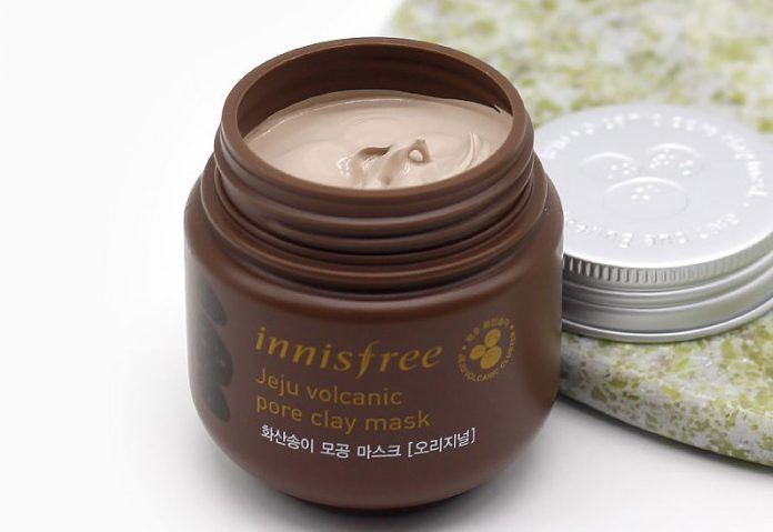 review mat na innisfree jeju volcanic pore clay mask featured image