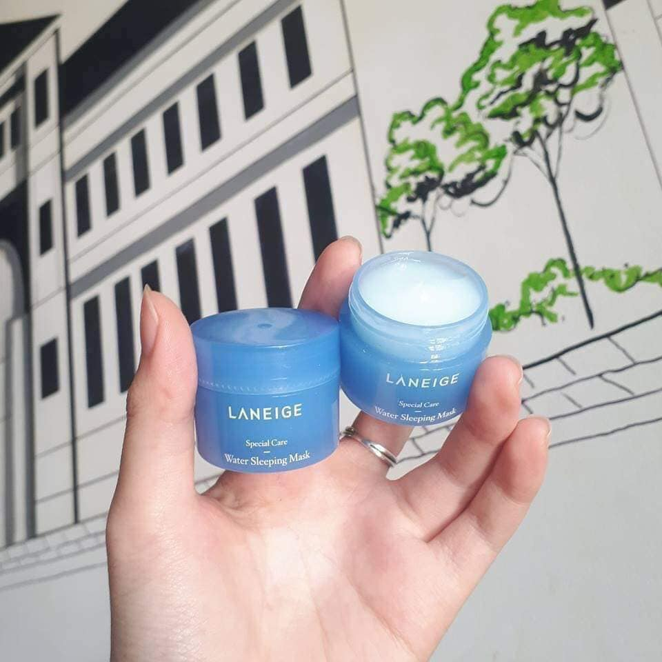 mat na ngu Laneige mini review