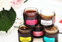 Mặt nạ The Body Shop review