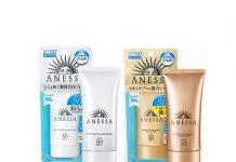 Bộ đôi kem chống nắng Anessa dạng gel - cho một mùa hè rực rỡ và an toàn