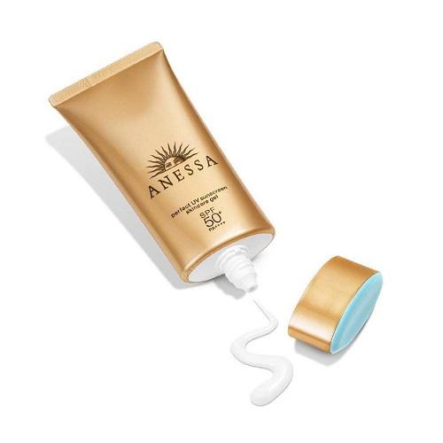 Chống nắng dưỡng da toàn diện với Kem chống nắng Anessa dạng gel