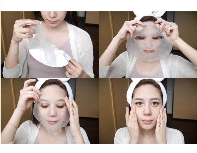 Cach dung mat na My Beauty Diary