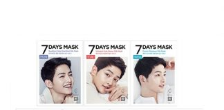 Review Mat na 7 days mask