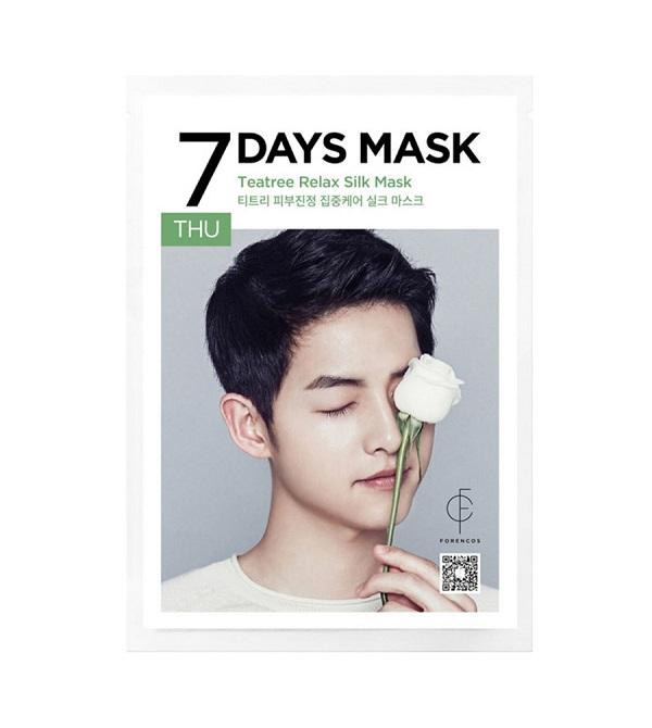 Review Mạt na 7 days mask