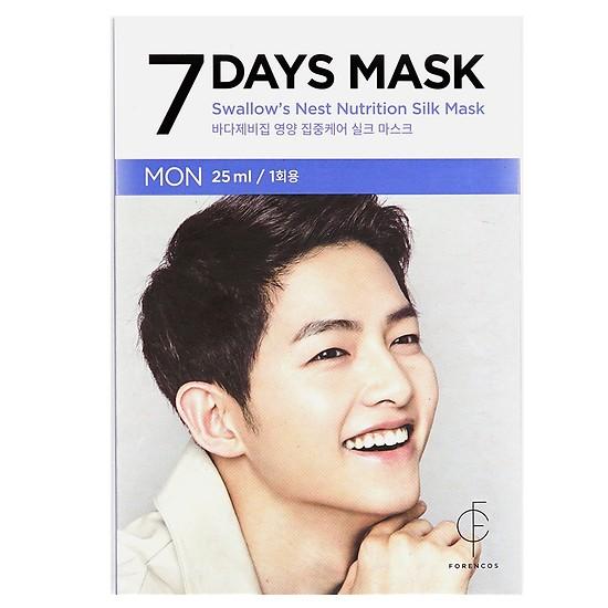Review Mat na 7 days mask
