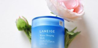 Review mat na ngu Laneige Water Sleeping Mask
