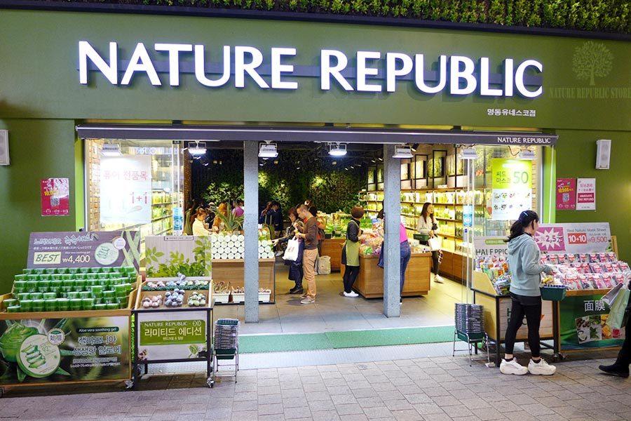 Thuong hieu Nature Republic