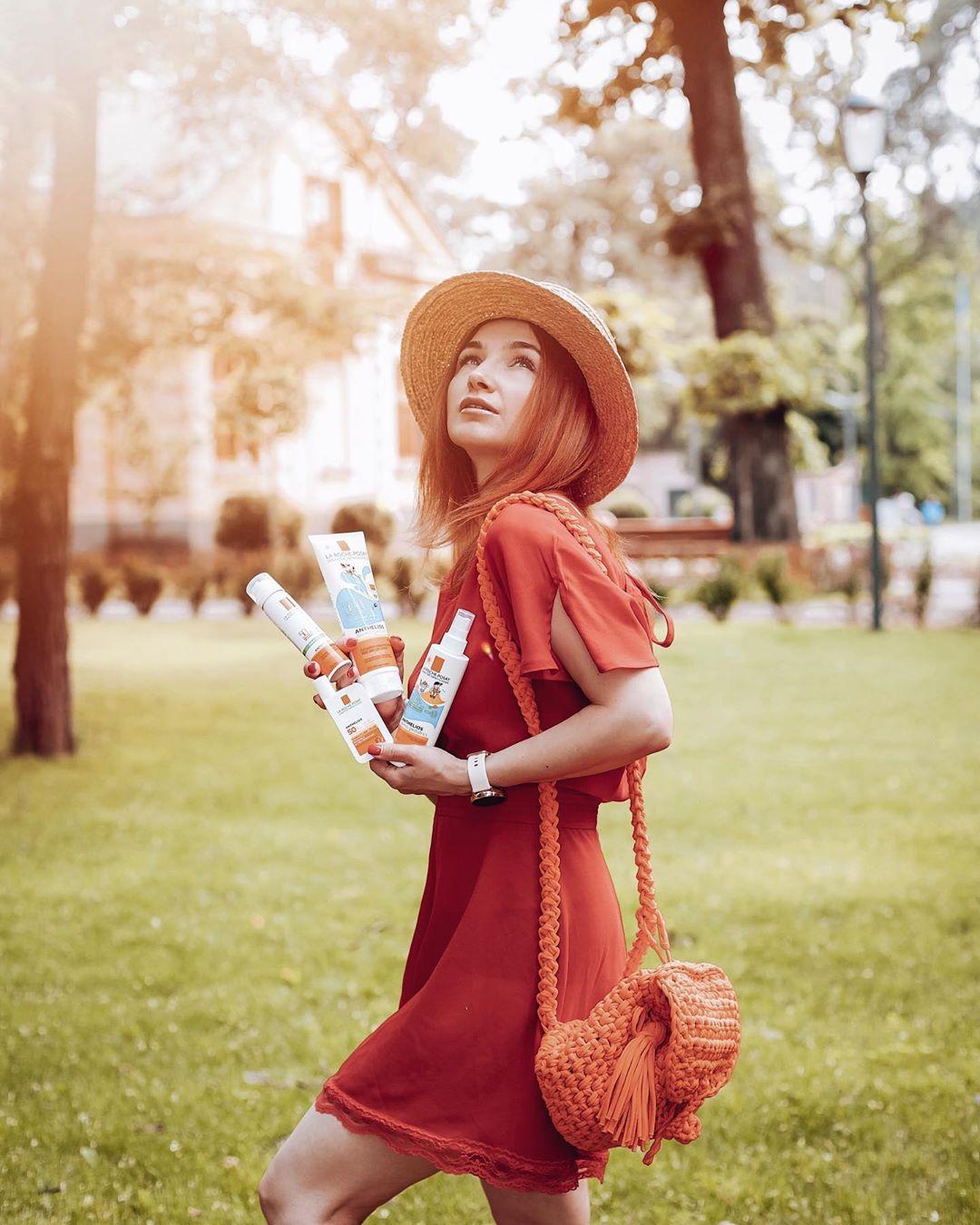 review kem chống nắng la roche posay anthelios xl