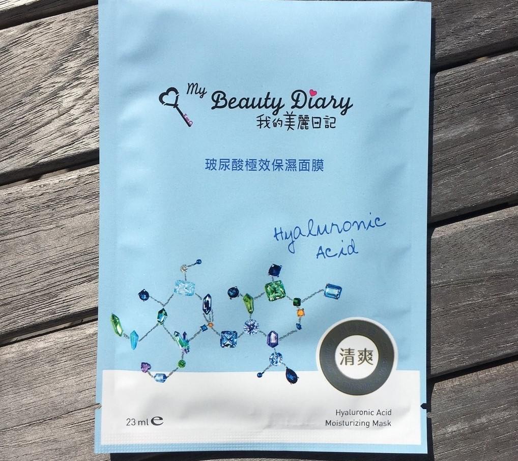Mat na My Beauty Diary Hyaluronic Acid
