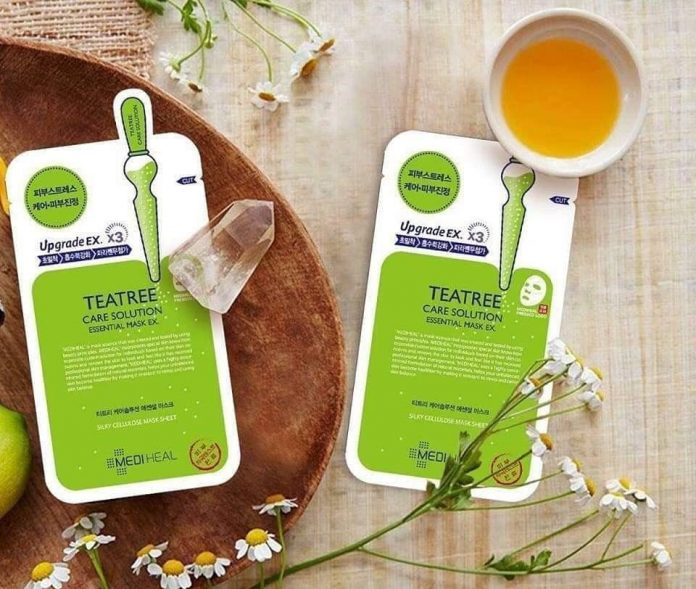 Review Mặt Nạ Mediheal Tea Tree: Sự Lựa Chọn Tuyệt Vời Cho Da Mụn