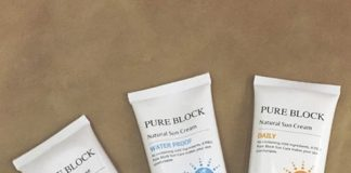 review A'pieu Pure Block