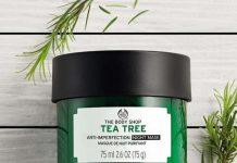 review mặt nạ ngủ Tea Tree The Body Shop, mặt nạ ngủ Tea Tree The Body Shop có tốt không, cách dùng mặt nạ ngủ Tea Tree The Body Shop tốt nhất