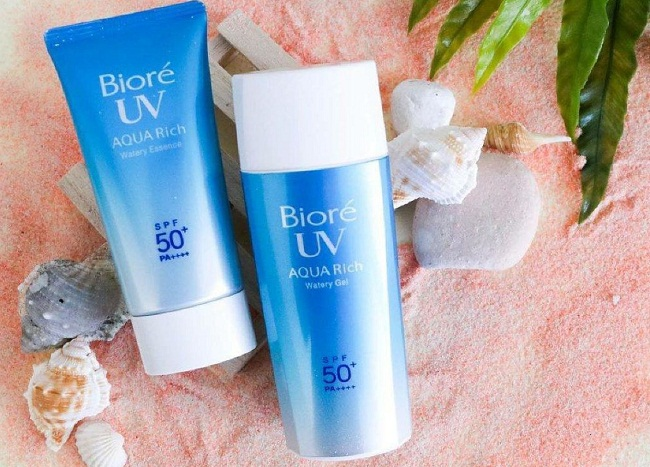 Biore-uv-aqua-rich-watery-essence-gel
