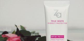 Kem chong nang ZA True White