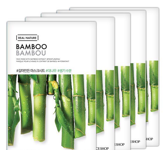 Mat na giay Real Nature Bamboo