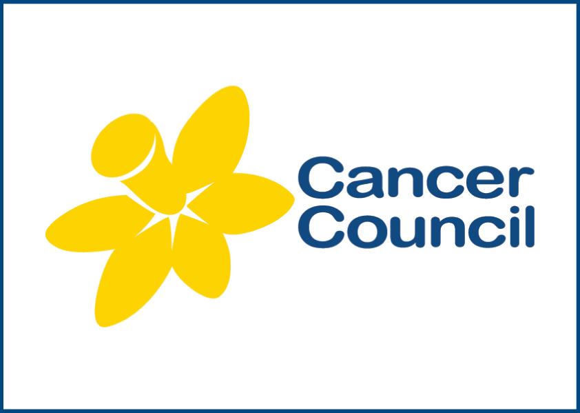 Thuong hieu Cancer Council.