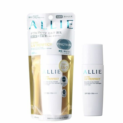 kem chống nắng allie 90g review Kanebo Allie Uv Perfect SPF50++