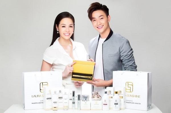Review kem chong nang laura sunshine