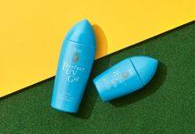 Review kem chong nang Shiseido Senka