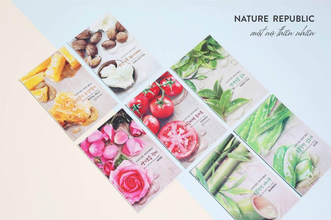 Review-mat-na-giay-Nature-Republic-Real-Nature-Mask-Sheet