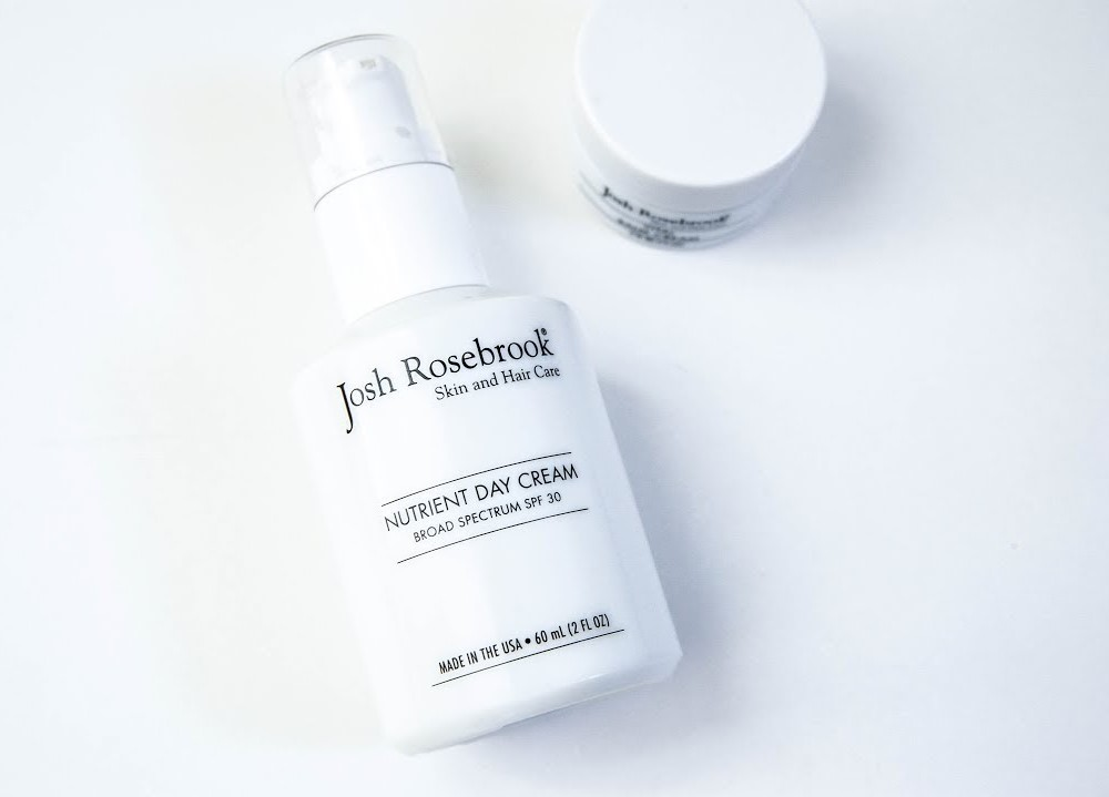 review kem chong nang huu co Josh Rosebrook Nutrient Day Cream With SPF30