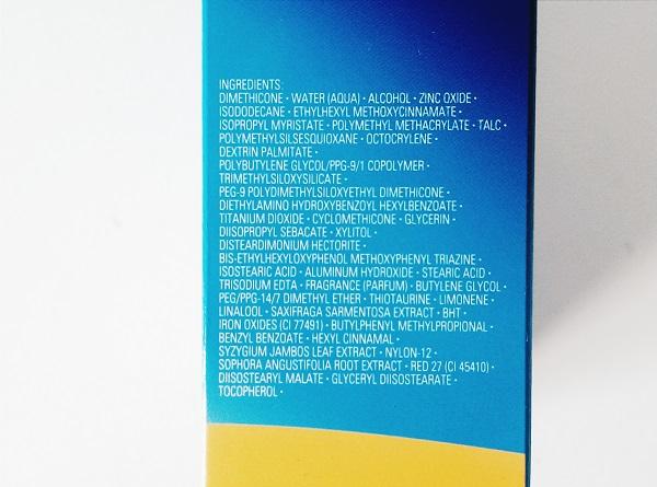 Review kem chong nang shiseido perfect UV protector