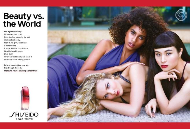 Thương hiệu mỹ phẩm Shiseido