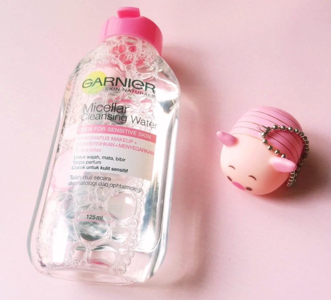 Garnier Micellar Cleansing Water lam sach da rat tot