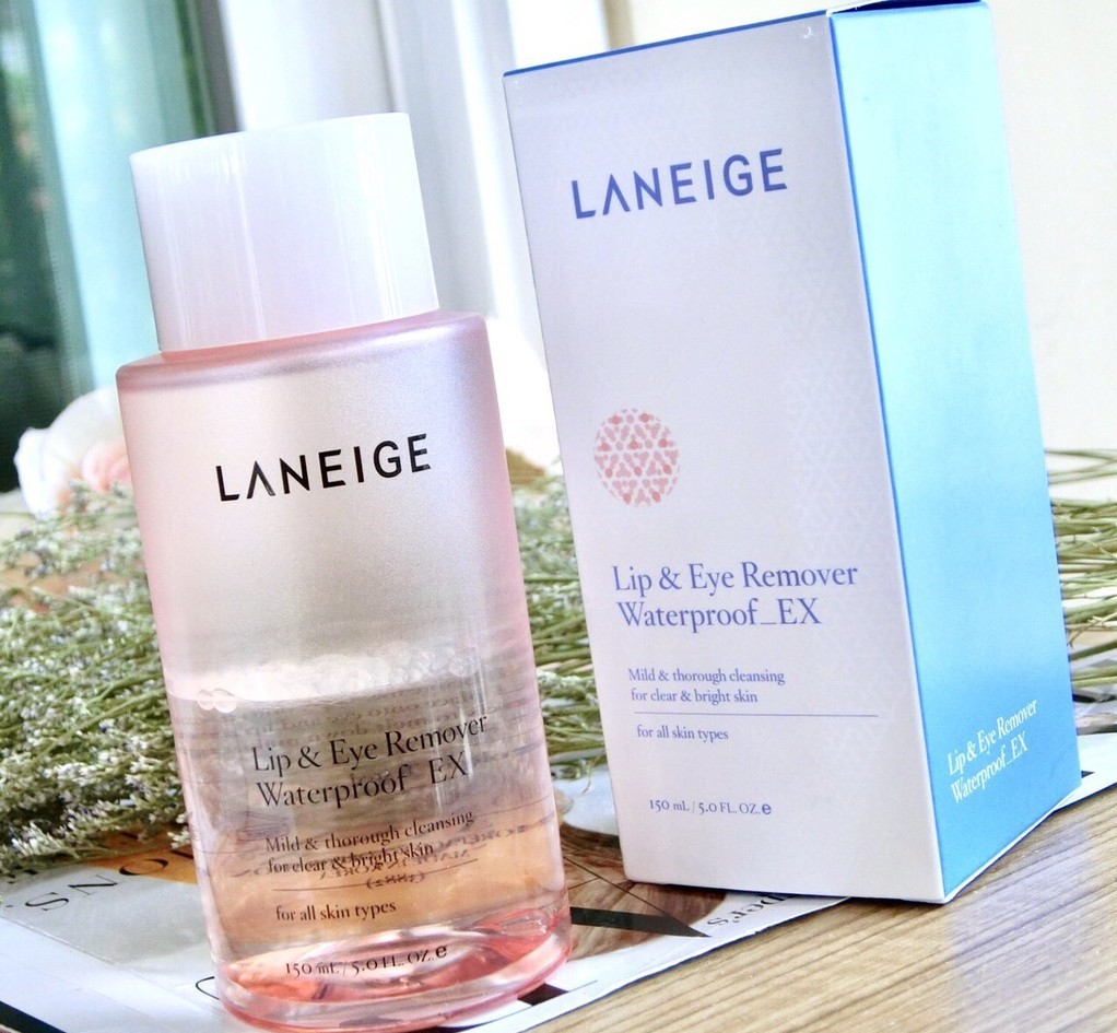 Laneige Lip Eye Remover Waterproof Ex