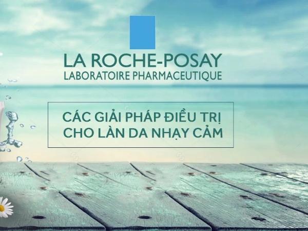 Logo thuong hieu my pham La Roche - Posay