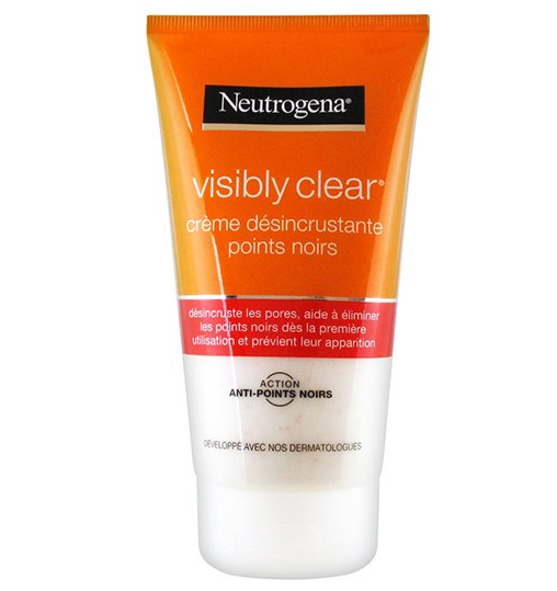 Neutrogena Visibly Clear Sanftes Wasch Peeling (mau cam)
