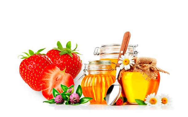 Mặt nạ thải thải độc da dâu và mật ong