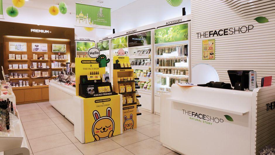 Thuong hieu The Face Shop