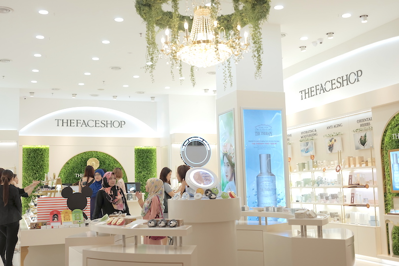 Thuong hieu The Face Shop