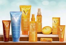 review kem chong nang Vichy Ideal Soleil