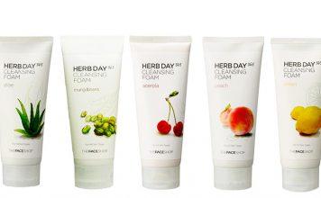 sữa rửa mặt herb day 365 có tốt không?